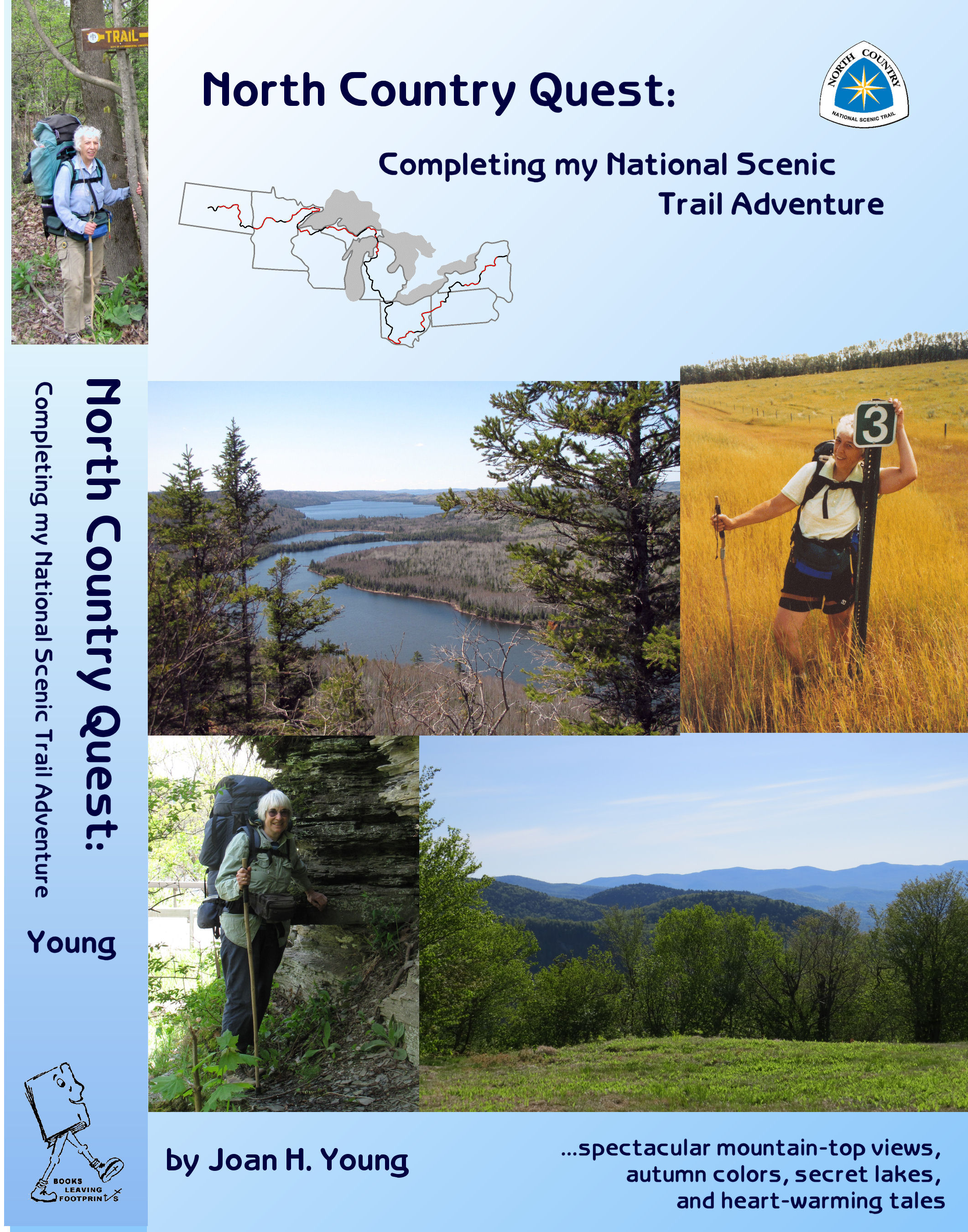 cover North Country Quest